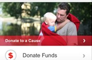 American Red Cross unveils new mobile site to help drive donations