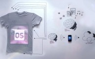 tshirtOS wearable display lets your chest do the talking - SlashGear