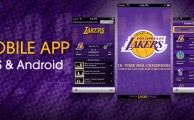 Los Angeles Lakers Launch Mobile App With Lucid Appeal | THE OFFICIAL SITE OF THE LOS ANGELES LAKERS