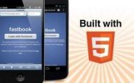 Sencha's HTML5 remake of Facebook