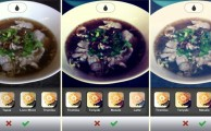 Food sharing app Burpple serves up photo filters to make your latest eats look even tastier