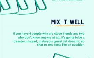 How to Plan Your Own #Networking #Event Infographic