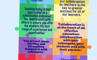 Infographic: Wise words on #collaboration