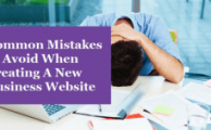 The Most Common #Mistakes When Creating a #Business #Website
