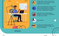 Expert Tips on Key #Social #Media #Management #Skills [Infographic]