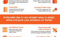 #Twitter Provides Tips to Help Maximize Your #Brand #Presence and Tweets [Infographic]