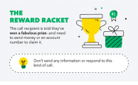 Infographic: How #robocalls work and how to recognize #scams